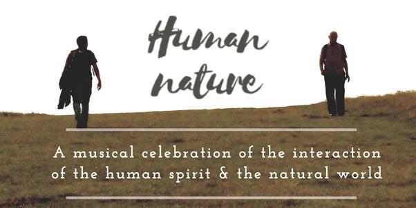 HUMAN NATURE - Banner
